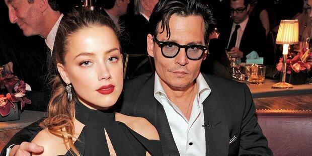 Johnny Depp in der Sex-Falle