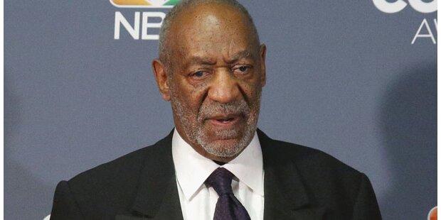 Cosby schweigt zu Missbrauchsvorwürfen