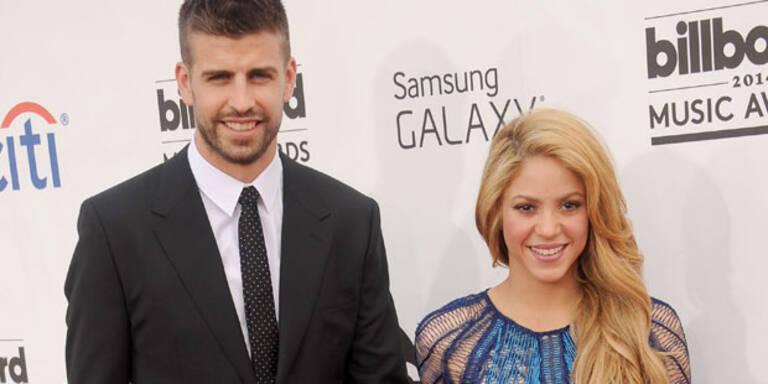 Shakira: Baby-Party für guten Zweck