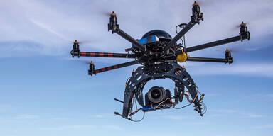 Drohnen-Attacke auf den Kanzler