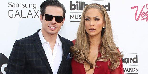 Jennifer Lopez: Zurück zu Ex Casper Smart