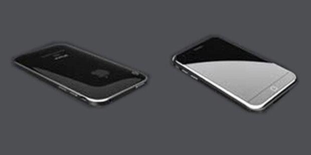 iPhone 4G: Front-Cam & zwei Hersteller
