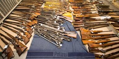 83-Jähriger gesteht Waffenhandel
