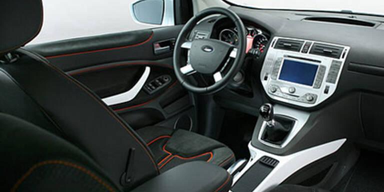 Ford stellt Kompakt-SUV Kuga vor