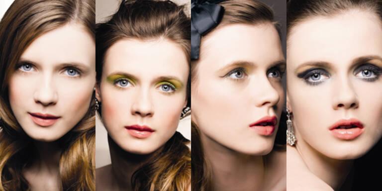 4 Büro-Make Up-Looks