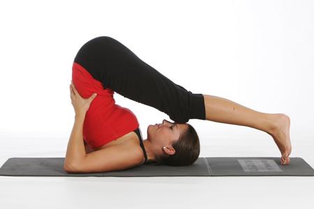 4 Besser schlafen mit Yoga-Übungen