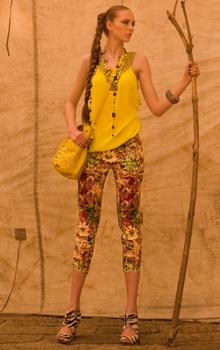 4 Hippie Ethno Style Mode