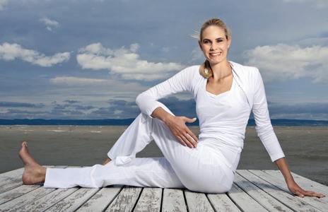4 In Balance mit Anti-Aging-Yoga