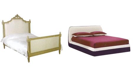 4 Schöne Betten