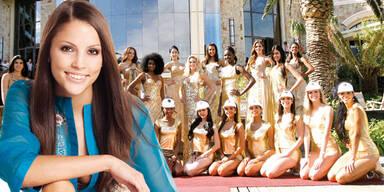4 Tage bis Miss-World-Finale