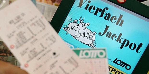 Lotto: Ab jetzt wartet Vierfach-Jackpot