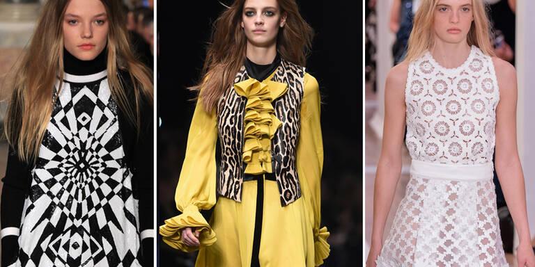 Die Mode der 60er-Jahre erlebt ein Revival