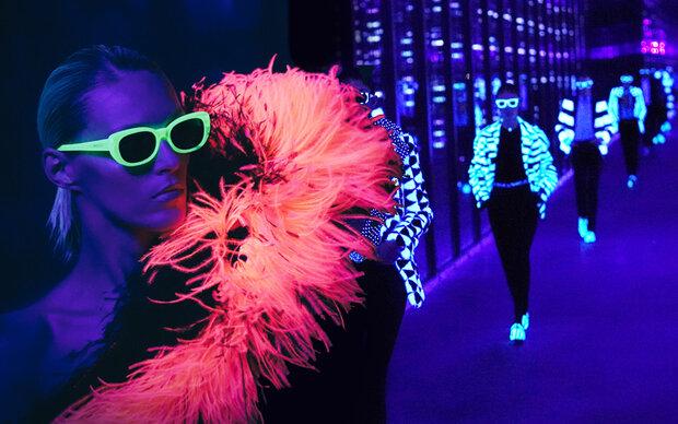 Die coolste Fashion-Show aller Zeiten