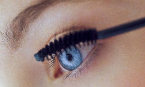 Make-up für Brillenträger