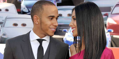 Hamilton & Scherzinger: Endlich sind sie verlobt!