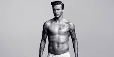Beckham: Neue Kampagne für H&M