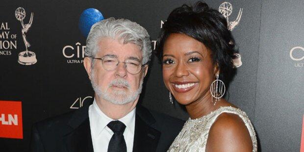 George Lucas ist mit 69 Vater geworden