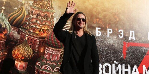 Brad Pitt hat genug von Zombies