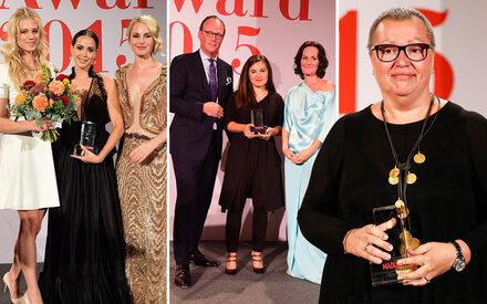Das waren die Leading Ladies Awards 2015