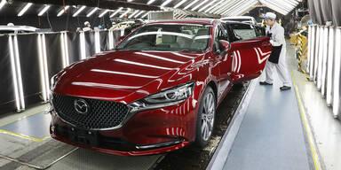 Mazda erreicht die 50-Millionen-Marke