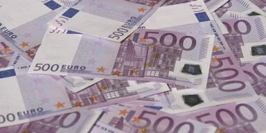 500 Euro Scheine Euroscheine