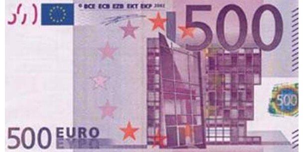 Paris will 500-Euro-Schein abschaffen