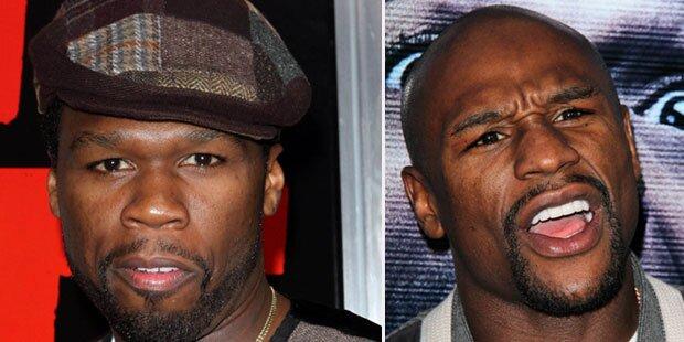 50 Cent disst Rapper bei Lesewette