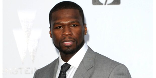 50 Cent bringt eigenes Parfum raus