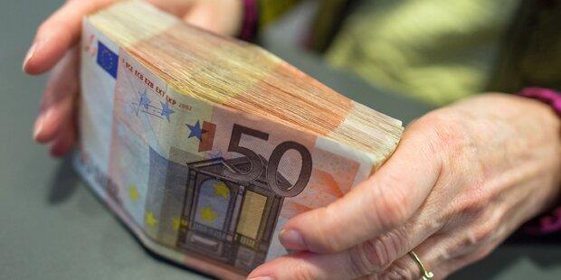 Gefälschte 50-Euro-Scheine sichergestellt