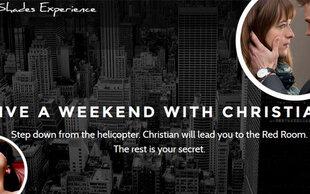 """Die """"50 Shades Experince"""" : 12.000$ für ein Wochenende mit Christian Grey"""