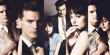 Neuer Lust- Trailer: Fifty Shades of Grey!