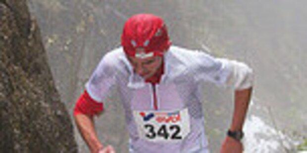 Salzburgs Hausberg wird von Läufern bezwungen