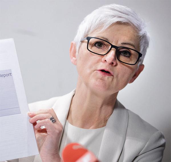 Maria Rösslhumer (Verein Autonome Österreichische Frauenhäuser)