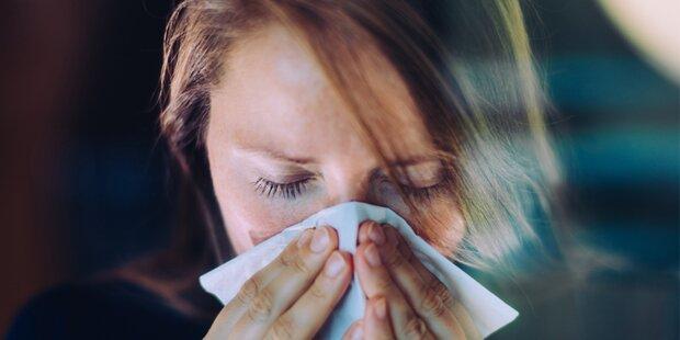 Hilfe bei Grippe