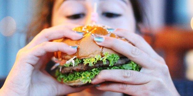 Veggie-Burger: Experte warnt vor Zusatzstoffen