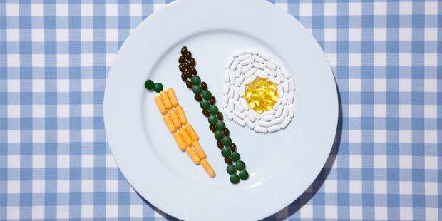 Wie sinnvoll sind Nahrungsergänzungsmittel?