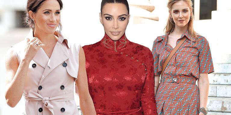 Die Mode-Influencer des Jahrzehnts