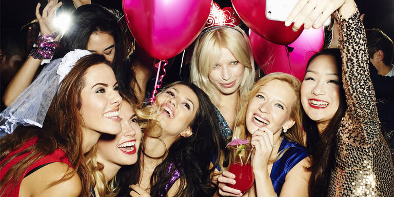 Bachelorette-Party mal anders