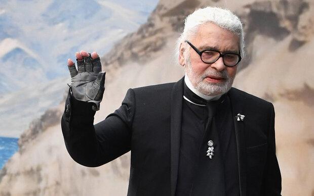 Daran starb Karl Lagerfeld