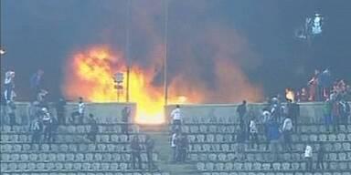 Kairo: Mehr als 70 Tote nach Fußballmatch