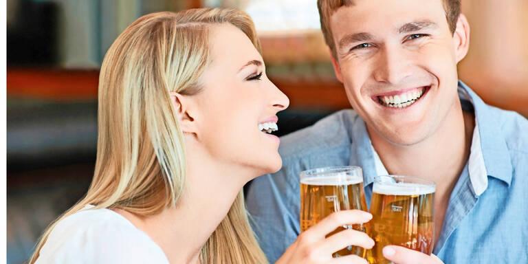 Wie viel Bier ist eine »Liesl«?