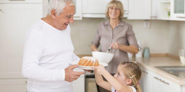 Guglhupf wie bei den Großeltern
