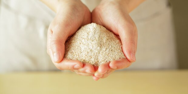 Dieses Mehl hilft beim Abnehmen