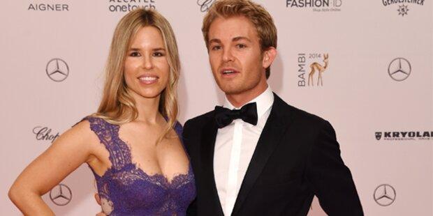 Nico Rosberg wird Papa
