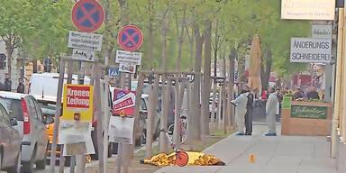Jägerstraße Mord Kopfschuss