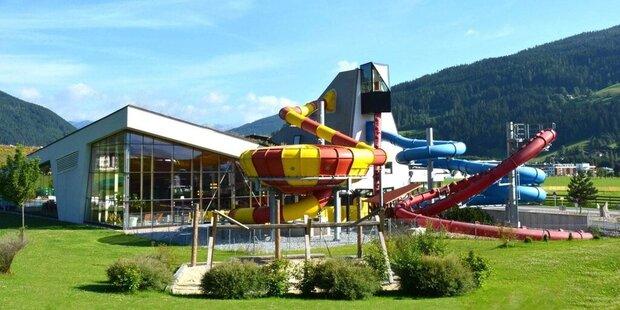 Besucherrekord in Erlebnis-Therme Amadé