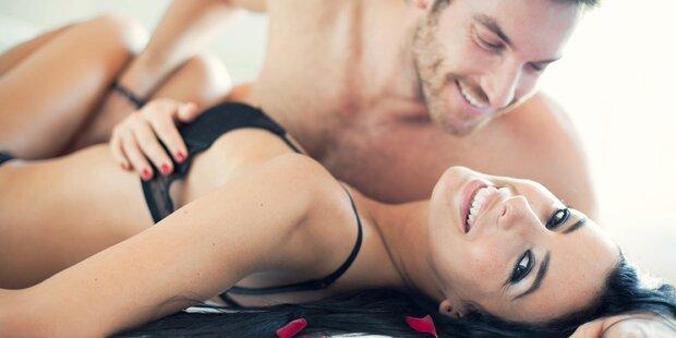 So viel Sex haben glückliche Paare