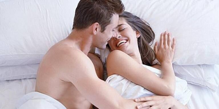 Mehr Sex – mehr Zufriedenheit