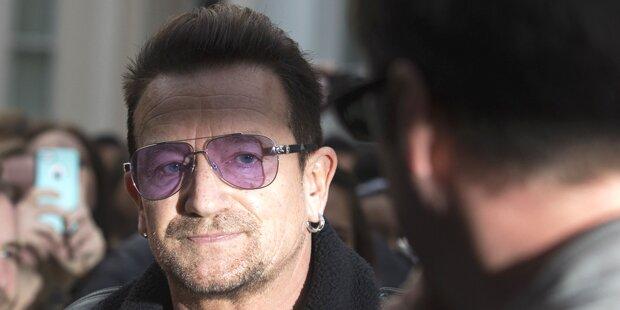 Schock: So schwer ist Bono verletzt