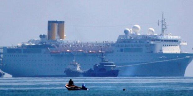 Vom Unglücks-Schiff ins Urlaubs-Paradies